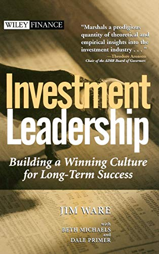 Investment Leadership: Building a Winning Culture for Long-Term Success
