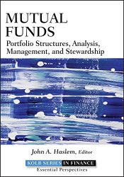 Mutual Funds: Portfolio Structures, Analysis, Management, and Stewardship