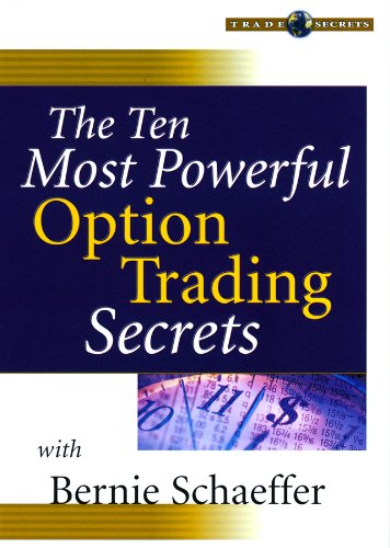 The Ten Most Powerful Option Trading Secrets (Wiley Trading Video)