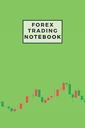 Forex Trading Notebook: Small Green Traders Notebook Organizer For Your Investing Needs | Set Your Strategies & Goals | Great For Short & Long Term Investors | Track 24 Months Of Trades (Money)
