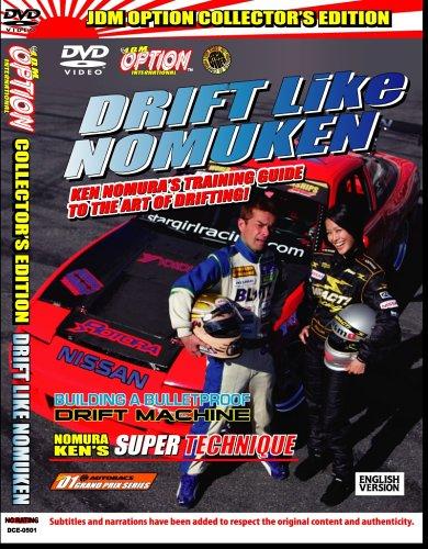 JDM Option: Drift Like Nomuken – Collector's Edition