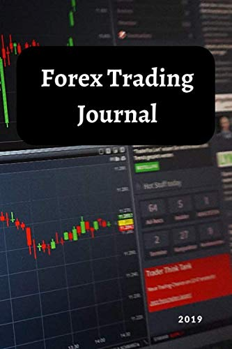 Forex Trading Journal: FX Trade Log For Currency Market Trading (Candlestick Chart) (120 pages) (6 x 9 Large)