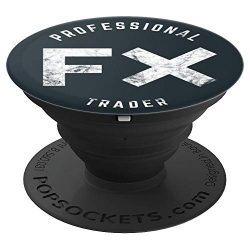 FX Forex Trader Shirt – Stock and Currency Trading PopSockets Grip and Stand for Phones and Tablets
