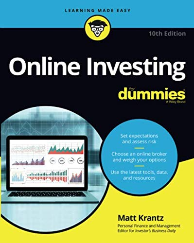 Online Investing For Dummies, 10th Edition