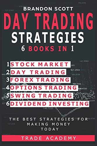 Day Trading Strategies: Stock Market – Day Trading – Forex Trading – Options Trading – Swing Trading – Dividend Investing. The Best Strategies for Making Money Today.