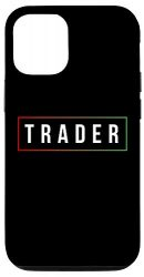 iPhone 12/12 Pro Minimal Simple Day Trader Trading Stock Market Gift Case